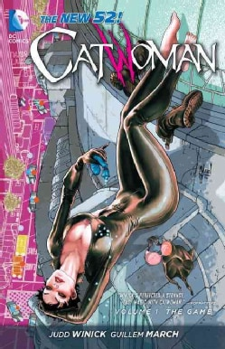 Catwoman 1: The Game (Paperback)