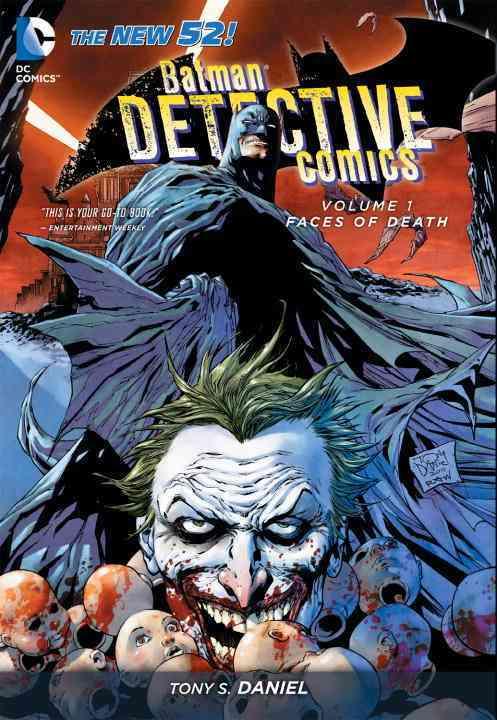 Batman- Detective Comics 1: Faces of Death (Hardcover)
