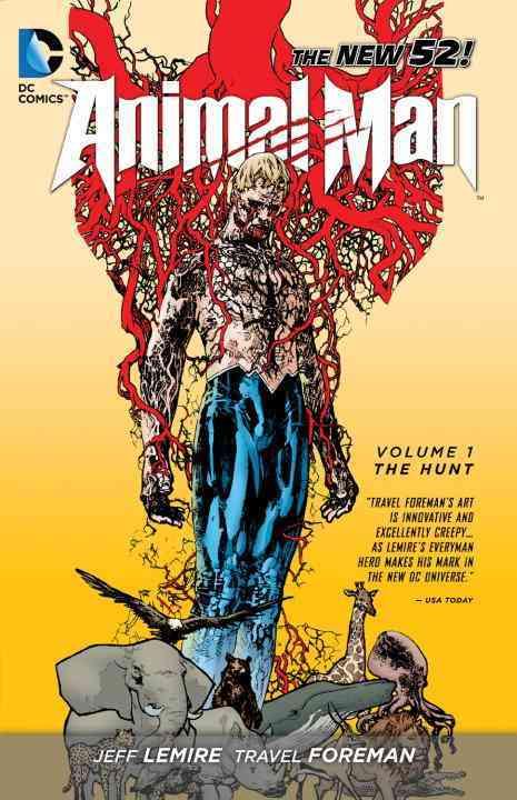 Animal Man 1: The Hunt (Paperback)