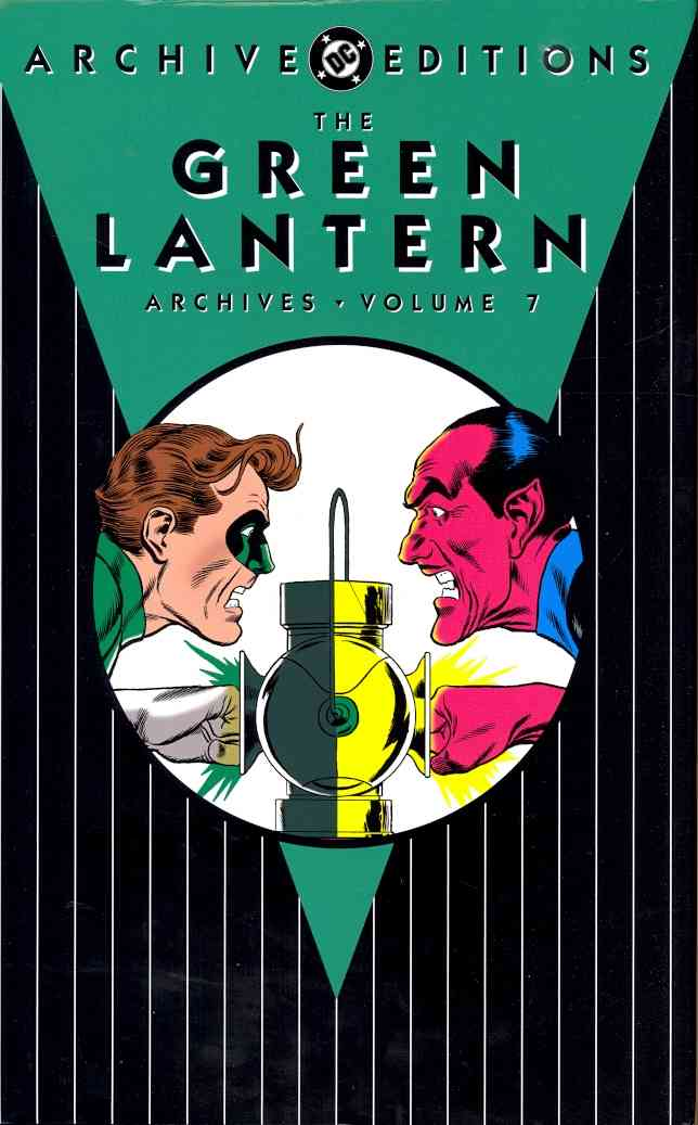 The Green Lantern Archives 7 (Hardcover)