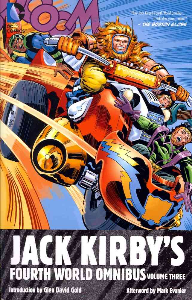 Jack Kirby's Fourth World Omnibus 3 (Paperback)