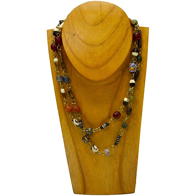 Trade Bead Necklace (Kenya)
