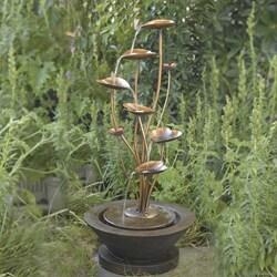 Acqua Di Loto Lotus Water Fountain