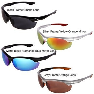 Chili's Men's Crescent Sport Sunglasses