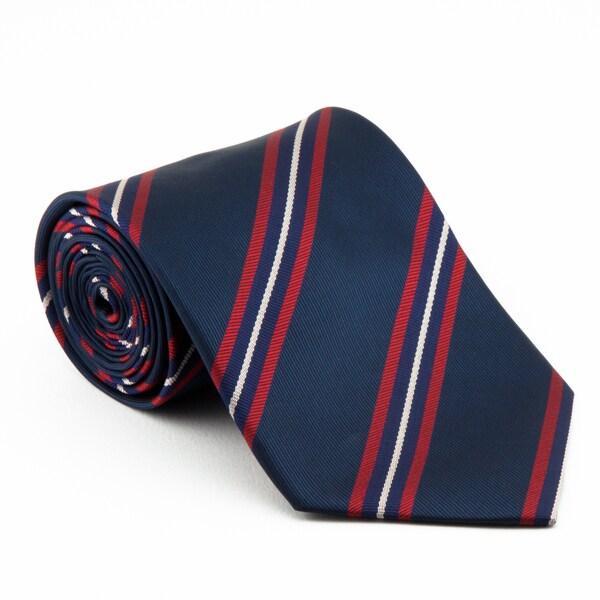 Platinum Ties Men's 'Blue Law' Necktie