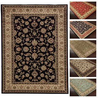 Well Woven Traditional Persian Oriental Area Rug