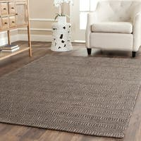 Safavieh Hand-woven South Hampton Southwest Grey Rug - 7' 6 x 9' 6