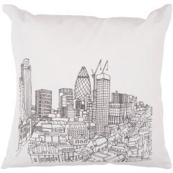 Titan 22-inch Down Decorative Pillow - Thumbnail 0