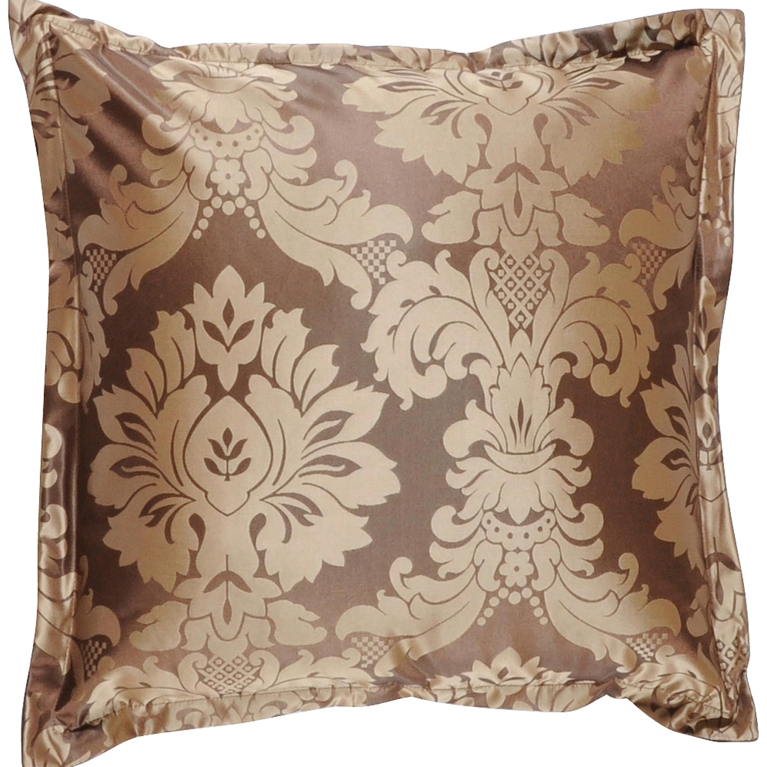 Thunder 18-inch Down Decorative Pillow