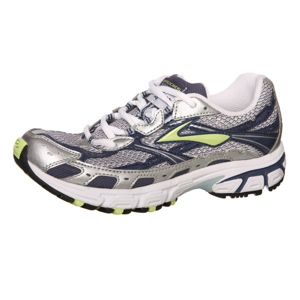 Brooks Women's 'Switch 4' Denim/Green Athletic Shoes