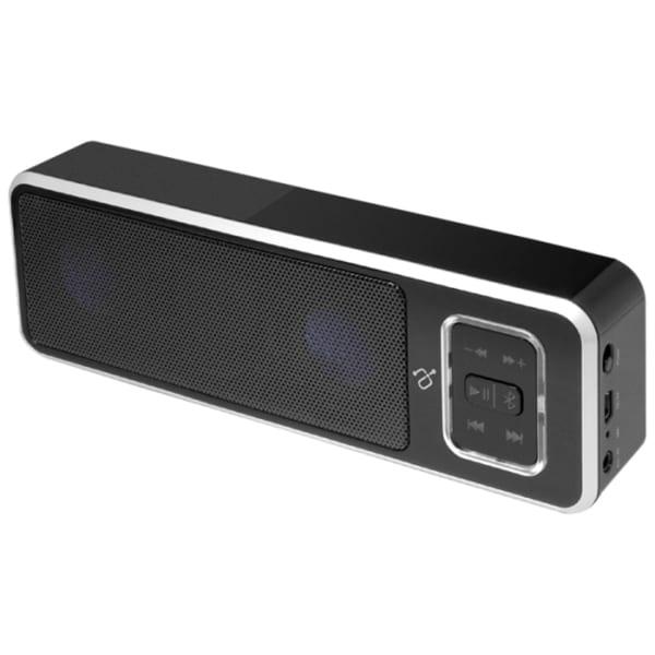 Aluratek ABS02F 2.0 Speaker System - 4 W RMS - Wireless Speaker(s)