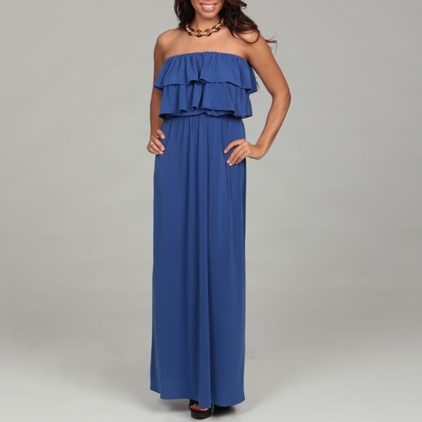 Suzi chin maxi dress