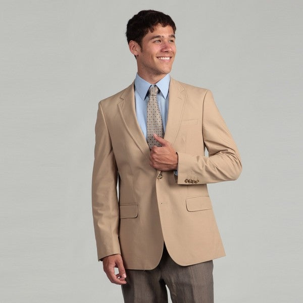 Tommy Hilfiger Men&39s Khaki Sportcoat - Free Shipping Today