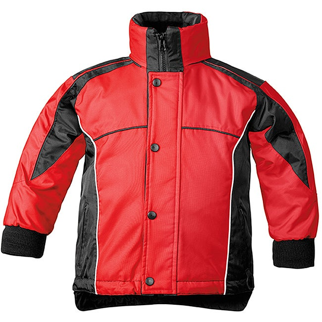 Sledmate Red/ Black Youth Winter Jacket