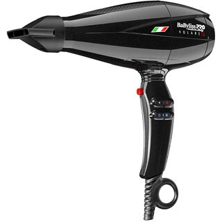 BaBylissPRO Nano V1 Ferrari Black 2000W Hair Dryer