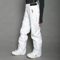 Marker Women's Betty Insulated White Snowboard Pants - Thumbnail 2