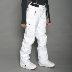 a3888725fa3 Marker Women's Betty Insulated White Snowboard Pants | Overstock.com  Shopping - The Best Deals on Ski Pants & Bibs