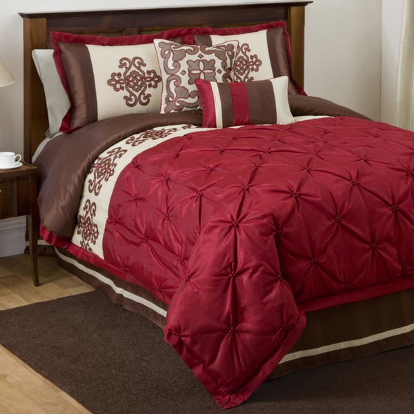 Lush Decor Sienna 6-piece Comforter Set