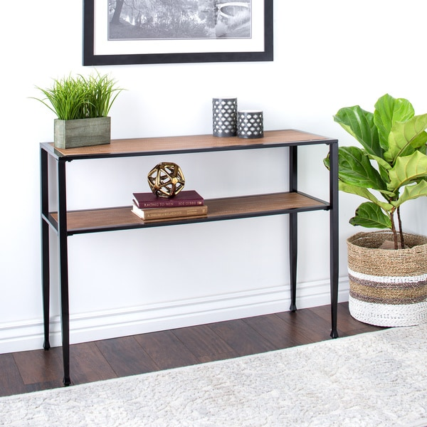 Carbon Loft Shuffle Sofa Table. Opens flyout.