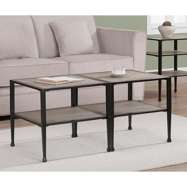 Shuffle Cocktail Table