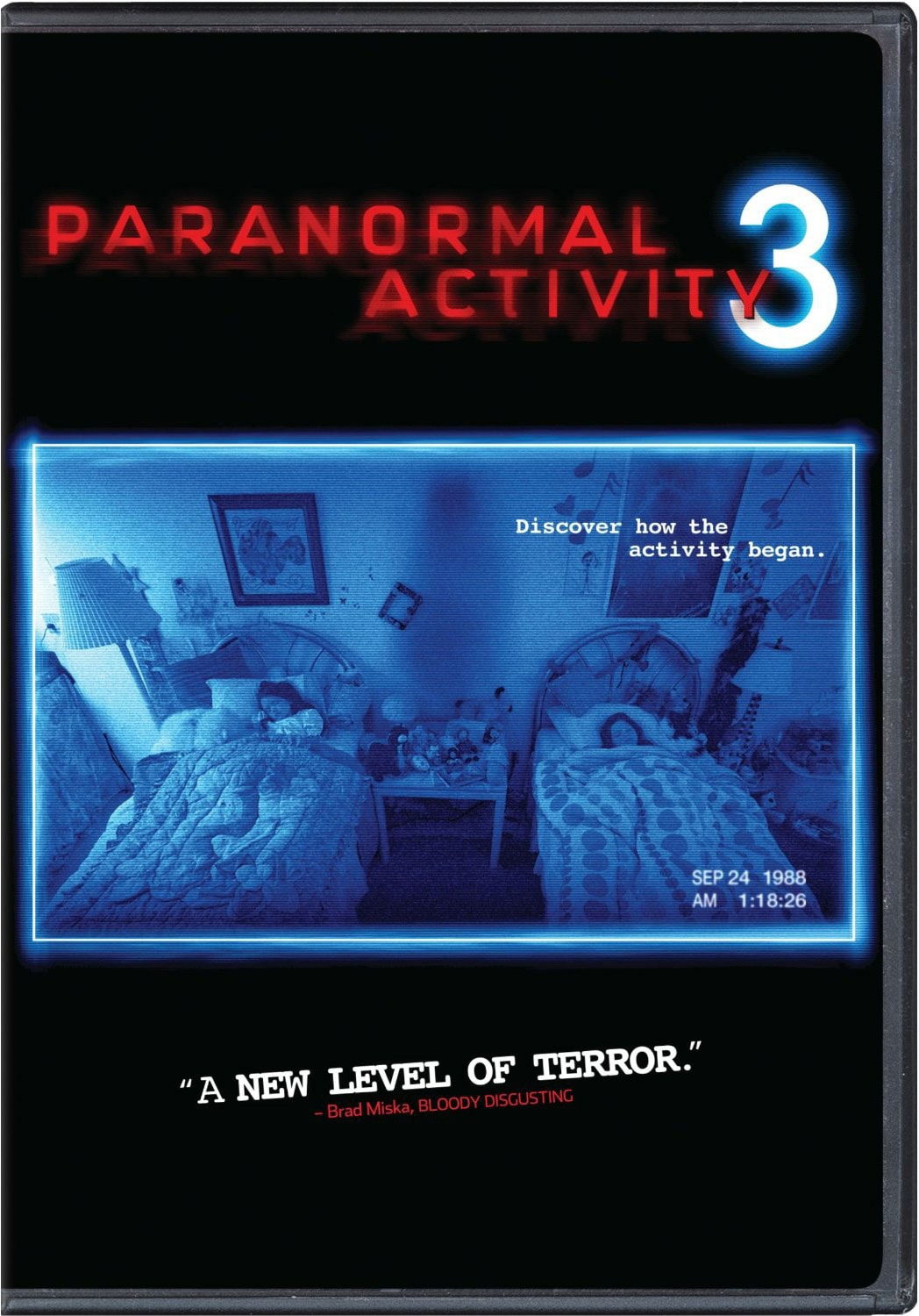 Paranormal Activity 3 (DVD)