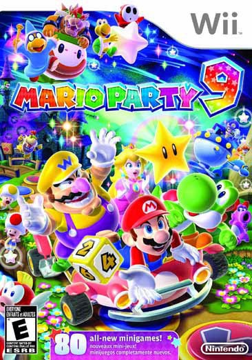 Wii - Mario Party 9