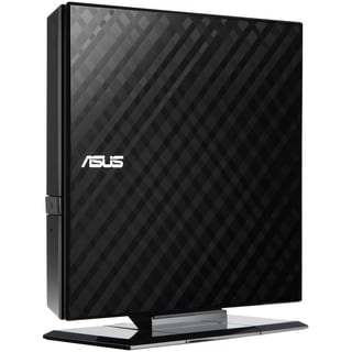 Asus SDRW-08D2S-U External DVD-Writer - Retail Pack