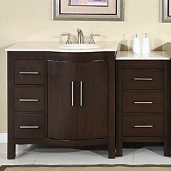 modern single shaker in bathroom sofa bath all inch white construction finish custom wood lovely canada sink with on maple design vanity