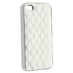 Case/ Diamond LCD Protector/ Car Charger for Apple iPhone 4S - Thumbnail 1
