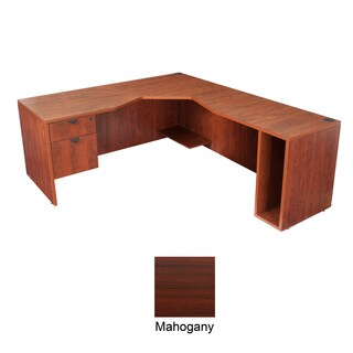 Regency Seating 71-inch Right Angle Corner Desk