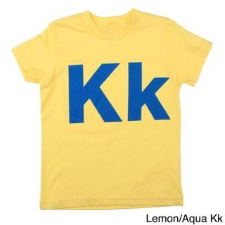 American Apparel Kids' Alphabet T-Shirt