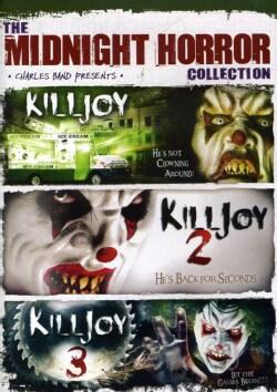 Killjoy Triple Feature (DVD)