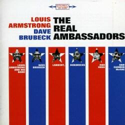 LOUIS & DAVE BRUBECK ARMSTRONG - REAL AMBASSADORS