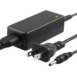INSTEN Black Four-foot 30-watt Travel Charger for HP Mini Laptop 493092-002