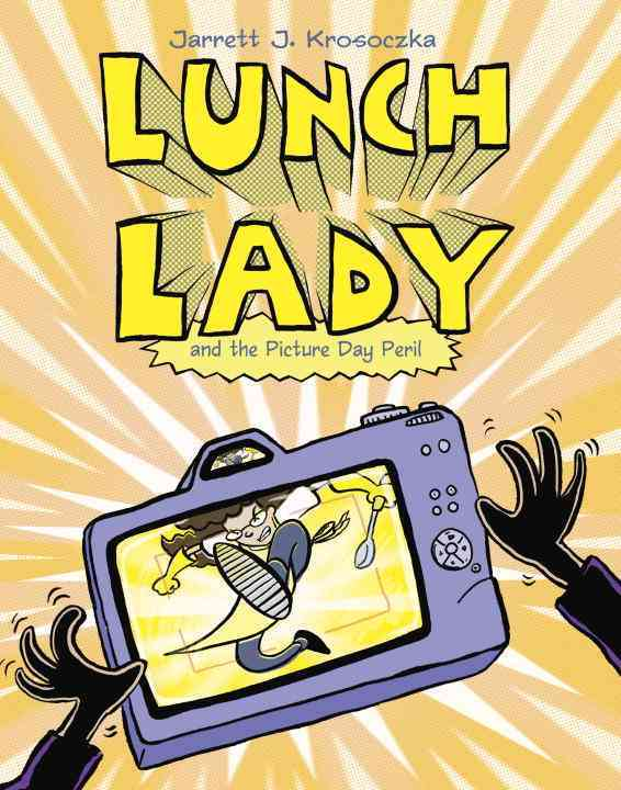 Lunch Lady 8: Lunch Lady and the Picture Day Peril (Hardcover)