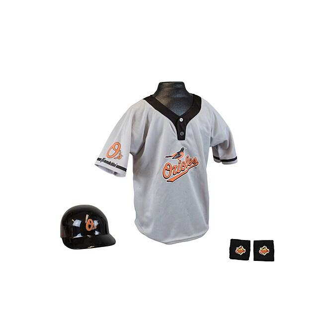 Franklin Sports Kids MLB Orioles Team Set