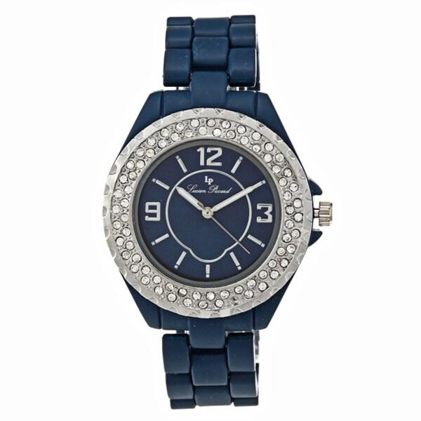 Lucien Piccard Women's Blue Dial Watch
