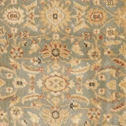 Safavieh Oushak Blue/ Gold Rug (2'3 x 8')