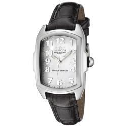 Invicta Women's 5168 'Lupah' Shiny Dark Grey Leather Watch|https://ak1.ostkcdn.com/images/products/6440929/78/687/Invicta-Womens-5168-Lupah-Shiny-Dark-Grey-Leather-Watch-P14042977.jpg?impolicy=medium