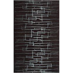 Noah Packard Hand-tufted Tecson New Zealand Wool Rug (5' x 8')