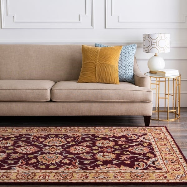 Hand Tufted Cannonville Wool Area Rug - 10' x 14'