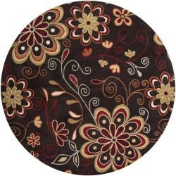 """Hand Tufted Ballard Wool Rug (9'9"""" Round)"""