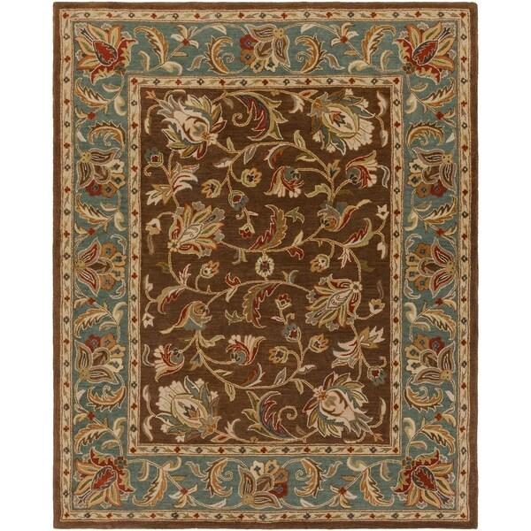 Hand Tufted Hinckley Wool Area Rug - 8' x 10'