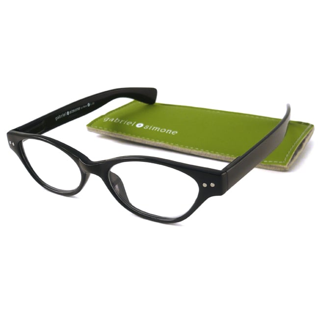 b6fd03b0105 Shop Gabriel+Simone Women s  Le Maire  Cat-Eye Reading Glasses - Free  Shipping On Orders Over  45 - Overstock - 6441570