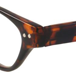 Tortoise Gabriel+Simone Women's 'Le Maire' Cat-Eye Reading Glasses - Thumbnail 1