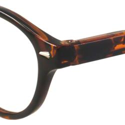 Gabriel+Simone Women's 'Mademoiselle' Round Reading Glasses - Thumbnail 1