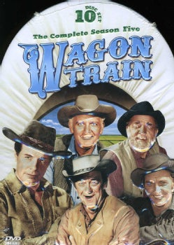 Wagon Train: The Complete Fifth Season (DVD)