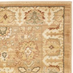 Safavieh Oushak Light Brown Rug (2'6 x 4') - Thumbnail 1