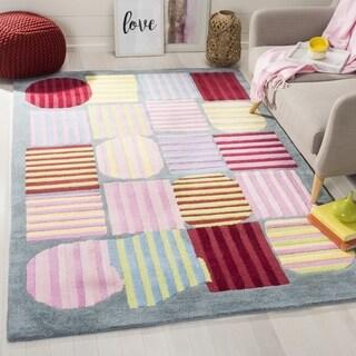 Safavieh Handmade Kids Calixta Wool Rug