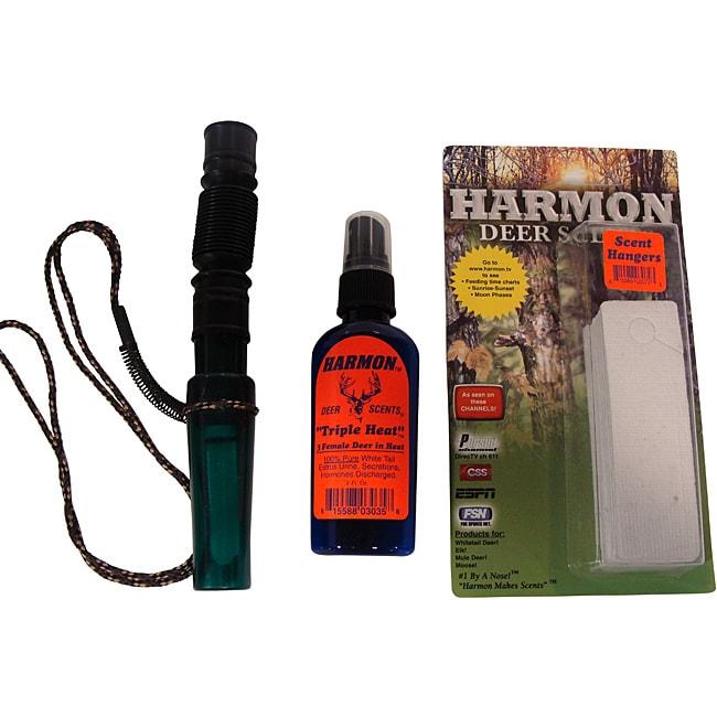 Cass Creek Game Calls Harmon Deer Hunter Starter Kit